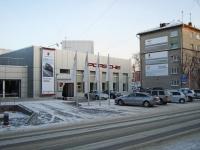 "Новосибирск, улица Дачная, дом 42. автосалон ""Porsche Центр Новосибирск"""