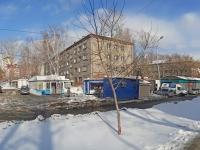 Новосибирск, улица Перевозчикова, дом 6. общежитие