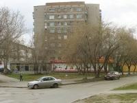 Новосибирск, улица Перевозчикова, дом 9. многоквартирный дом