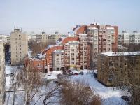 Новосибирск, улица Деповская, дом 36. многоквартирный дом