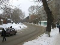 Новосибирск, улица Дмитрия Донского, дом 4. общежитие Профессионального училища №22