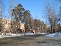 Novosibirsk, st Dmitry Donskoy, house 10. training centre