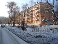 Новосибирск, улица Дмитрия Донского, дом 31/1. многоквартирный дом