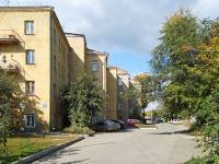 Новосибирск, улица Дуси Ковальчук, дом 2. общежитие