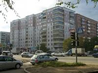 Новосибирск, улица Дуси Ковальчук, дом 7. многоквартирный дом