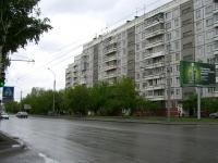 Новосибирск, улица Дуси Ковальчук, дом 22. многоквартирный дом