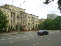 Новосибирск, улица Дуси Ковальчук, дом 61. многоквартирный дом