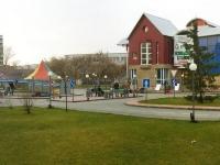 Новосибирск, улица Дуси Ковальчук, дом 65А. учебный центр