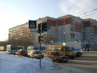 Новосибирск, улица Дуси Ковальчук, дом 73. многоквартирный дом
