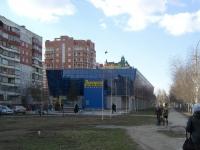 """Новосибирск, улица Дуси Ковальчук, дом 75/3. торговый центр """"Вереница"""""""