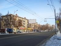 Новосибирск, улица Дуси Ковальчук, дом 83. многоквартирный дом