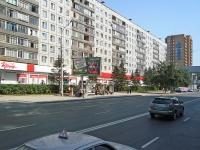 Новосибирск, улица Дуси Ковальчук, дом 91. многоквартирный дом