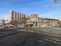 Новосибирск, улица Дуси Ковальчук, дом 77. офисное здание