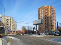 Новосибирск, улица Дуси Ковальчук, дом 173. многоквартирный дом