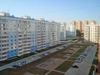 Новосибирск, улица Гребенщикова, дом 11/1. многоквартирный дом