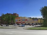 """Новосибирск, улица Гребенщикова, дом 4/1. торговый центр """"Каскад"""""""