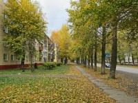 Новосибирск, улица Громова, дом 4. многоквартирный дом