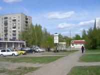 Новосибирск, улица Громова, дом 10. многоквартирный дом