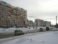 Новосибирск, улица Громова, дом 17. многоквартирный дом