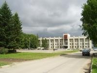 Новосибирск, улица Петухова, дом 18. органы управления Администрация Кировского района