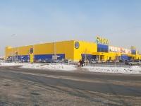"""新西伯利亚市, 大型超市 """"Лента"""", Petukhov st, 房屋 73"""