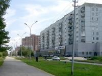 Новосибирск, улица Петухова, дом 76. многоквартирный дом