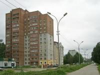 Новосибирск, улица Петухова, дом 90/1. многоквартирный дом