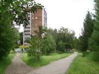 Новосибирск, улица Петухова, дом 122/3. многоквартирный дом