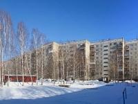 Novosibirsk, st Petukhov, house 146. Apartment house