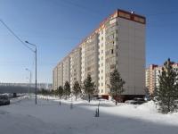Новосибирск, улица Петухова, дом 97. многоквартирный дом