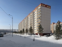 Novosibirsk, st Petukhov, house 97. Apartment house