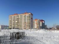 Новосибирск, улица Петухова, дом 103/3. многоквартирный дом