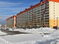 Novosibirsk, st Petukhov, house 99. Apartment house