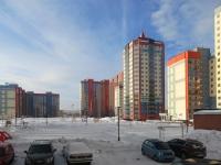 Новосибирск, улица Петухова, дом 158. многоквартирный дом