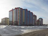 Новосибирск, улица Петухова, дом 160. многоквартирный дом