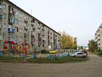 Новосибирск, улица Гэсстроевская, дом 83. многоквартирный дом