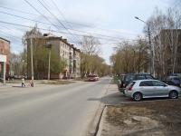 Новосибирск, улица Зорге, дом 1. многоквартирный дом