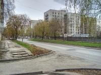 Новосибирск, улица Зорге, дом 6. общежитие Профессионального училища №59
