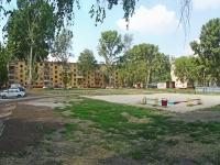 Новосибирск, улица Зорге, дом 19. многоквартирный дом