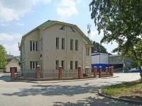 Новосибирск, улица Зорге, дом 32/2. офисное здание