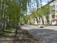 Новосибирск, улица Зорге, дом 45. многоквартирный дом