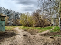 Новосибирск, улица Зорге, дом 68. многоквартирный дом