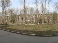 Новосибирск, улица Зорге, дом 72. многоквартирный дом