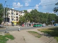 Новосибирск, улица Зорге, дом 73. многоквартирный дом
