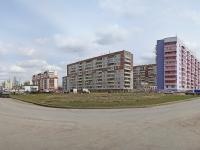 Новосибирск, улица Зорге, дом 78. многоквартирный дом