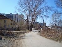 Новосибирск, улица Горская, дом 10А. многоквартирный дом
