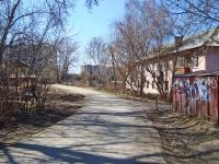 Новосибирск, улица Горская, дом 10Б. многоквартирный дом