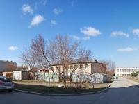Новосибирск, улица Горская, дом 16А. многоквартирный дом