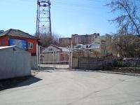 Новосибирск, улица Горская, дом 16. офисное здание