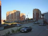 Novosibirsk, st Startovaya, house 3. Apartment house